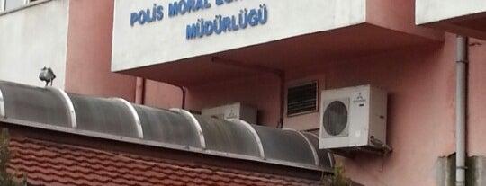 Polis Moral Eğitim Merkezi Müdürlüğü is one of สถานที่ที่ Didem ถูกใจ.