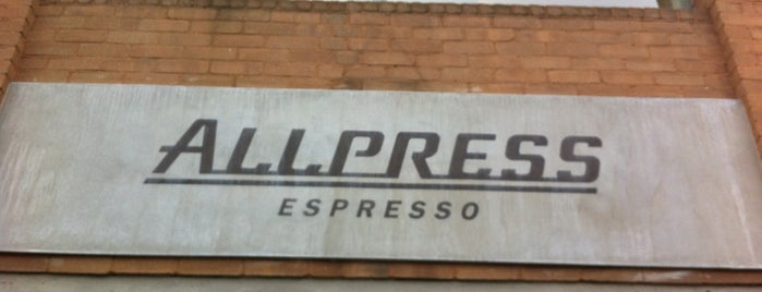 Allpress Espresso Bar is one of Roel's Recommendations: London.