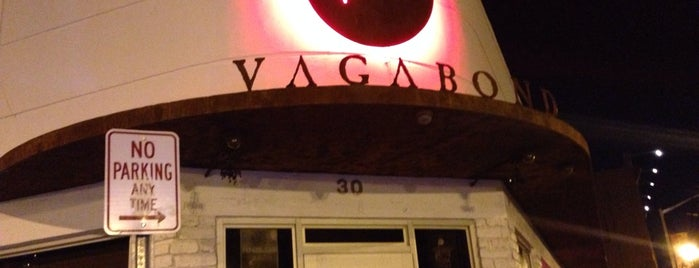 The Vagabond is one of Nightlife | Miami Music Week 2014.