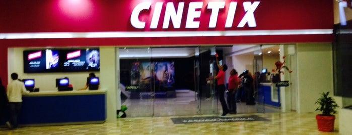 Cinetix is one of Iván : понравившиеся места.