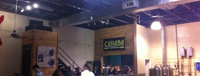 Cahaba Brewing Company is one of Birmingham.