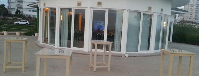The Marmara Otel Bambu Sultan Restaurant is one of Posti che sono piaciuti a Ömer Murat.