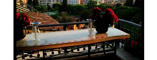 Ristorante Mirabelle is one of Bons plans Rome.