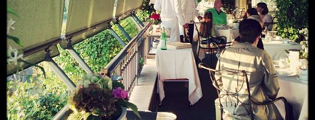 Ristorante Mirabelle is one of Rome Lifestyle Guide.