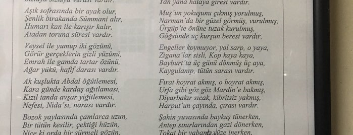 Veli Yay Saz Evi is one of Posti che sono piaciuti a Bülent.