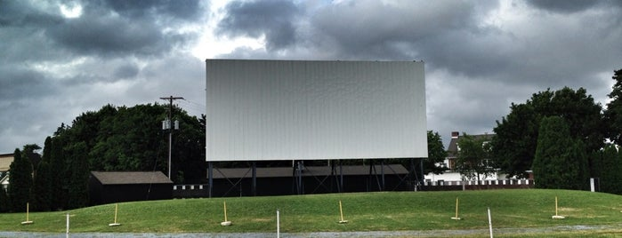 Shankweiler's Drive-In Theatre is one of TAKE ME TO THE DRIVE-IN, BABY.
