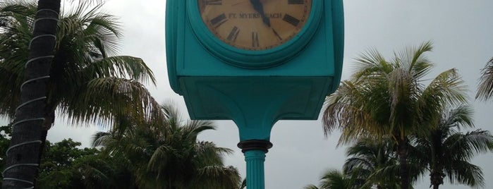 Times Square Ft Myers Beach is one of Fort Myers.