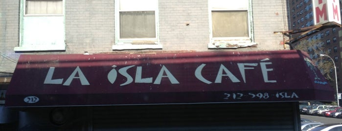 La Isla Cafe is one of Where Chefs Eat.