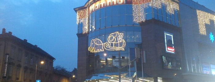 Mammut I. is one of Must See in Budapest !.