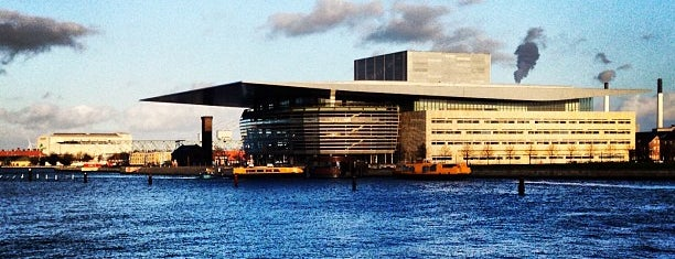 Operaen is one of Copenhagen.