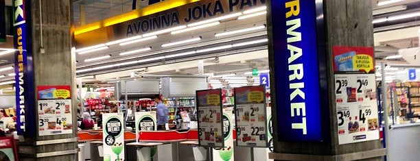 K-supermarket is one of 🇫🇮 Like a Local in Helsinki.