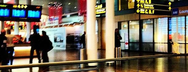 Aeropuerto de Copenhague-Kastrup (CPH) is one of my living rooms.