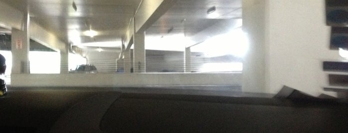 B5 Parking Structure & Lot is one of BEST of CSUN 2012.