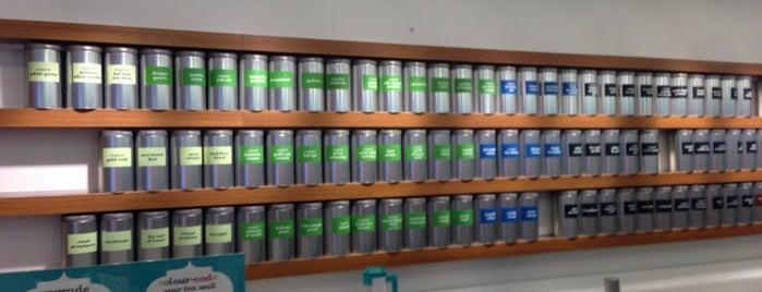 DAVIDsTEA is one of Tea Shop.