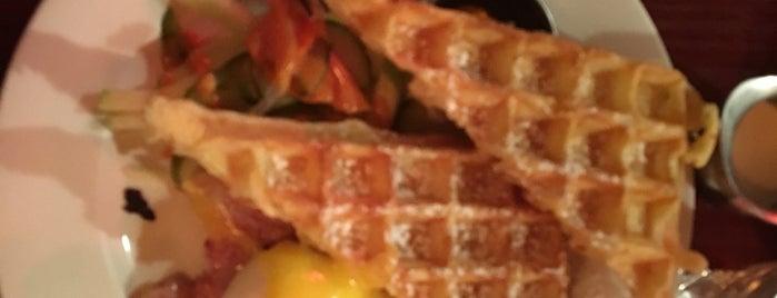 Le Petit Déjeuner is one of Toronto's Best Breakfast Spots.