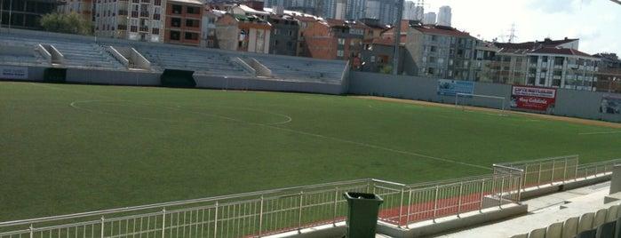 Esenyurt Belediye Stadı is one of İstanbul Stadyum ve Futbol Sahaları.