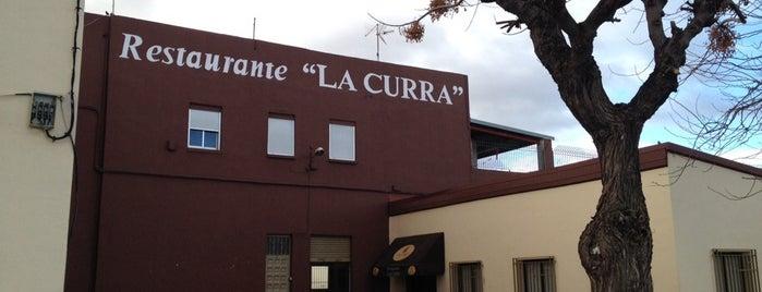 Restaurante La Curra is one of Valencia.