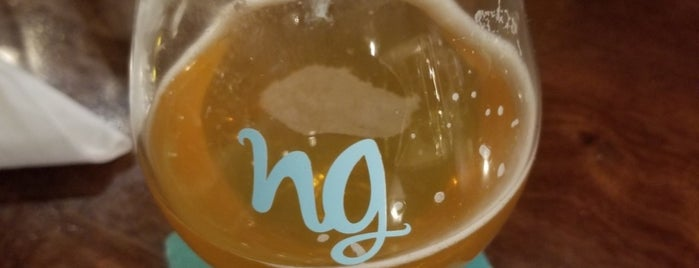 Nine Giant Brewing is one of Ohio.