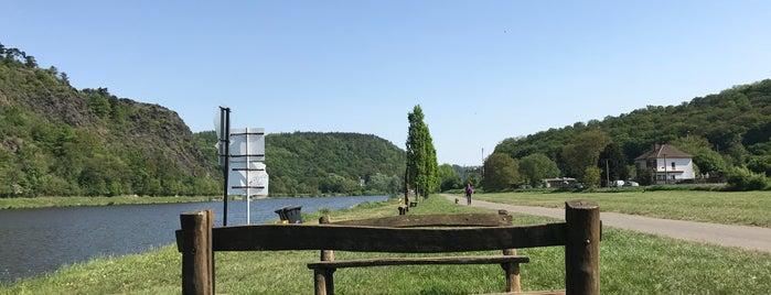 Stánek u řeky is one of Lieux qui ont plu à Pavel.