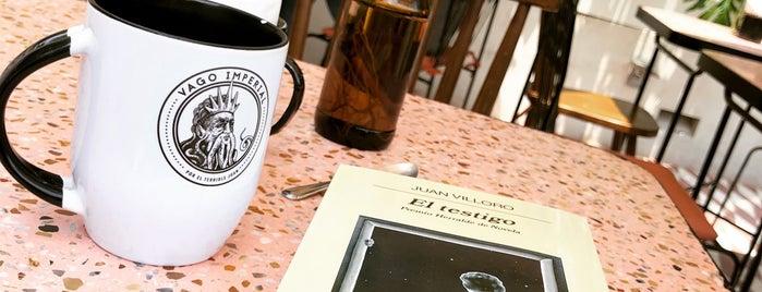 Vago Imperial Café is one of Lugares favoritos de Marko.