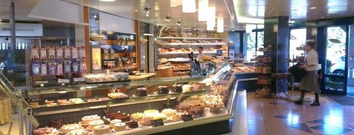 Bäckerei-Conditorei Fleischli is one of Orte, die Andreas gefallen.