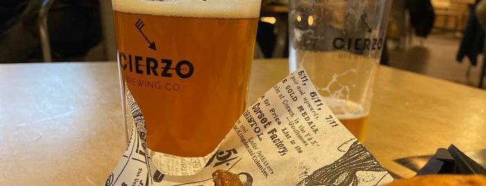Cierzo Brewing Co. is one of España bar/pub.