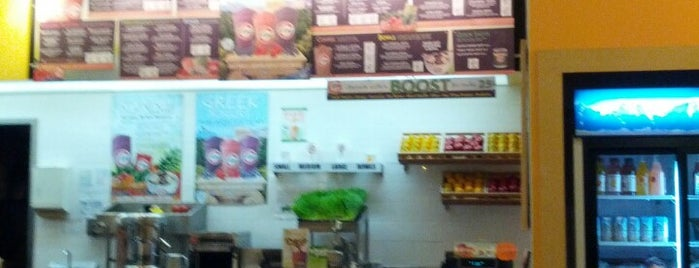 Robeks Fresh Juices & Smoothies is one of Posti salvati di Jacque.