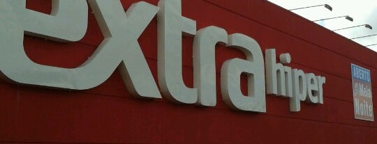 Extra Hiper is one of Shopping,Lojas e Supermercados.
