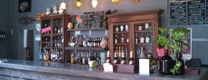 La Negrita Cantina is one of Merida's Faves.
