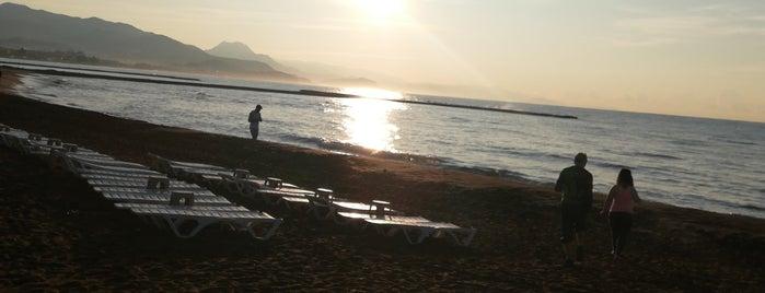 Eftalia Island is one of Posti che sono piaciuti a Kenan Oğuz.