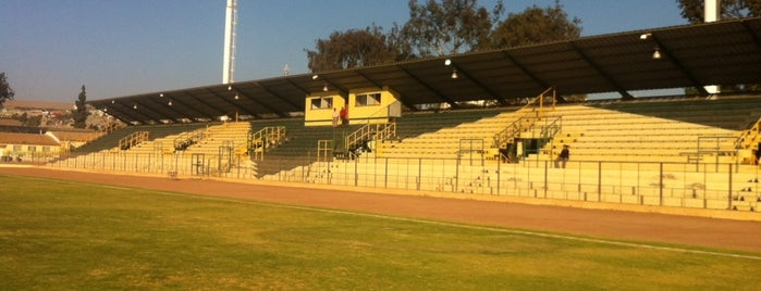 Estadio Municipal is one of All-time favorites in Chile.