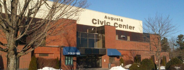 Augusta Civic Center is one of 2014 U.S. Tour.