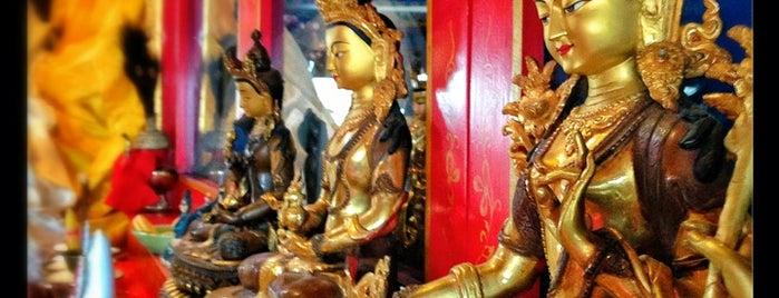 Kagyu Thubten Choling is one of Orte, die Sandy gefallen.