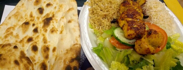 Dulles Kabob is one of NoVA Food and Fun.