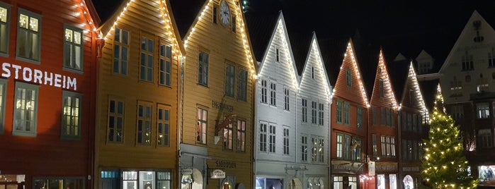 Bryggen is one of Best of Norway.