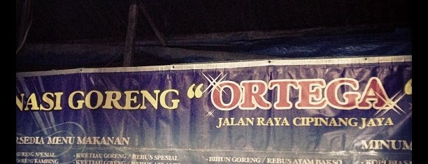 Nasi Goreng Ortega is one of Guide to Jakarta Timur's best spots.