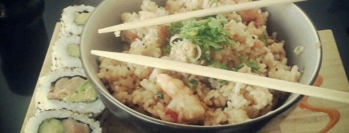 Mai Sushi is one of Tempat yang Disukai Julio.