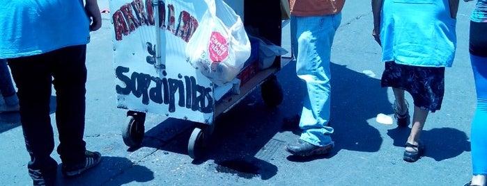 Feria Los Carolinos is one of Ce: сохраненные места.