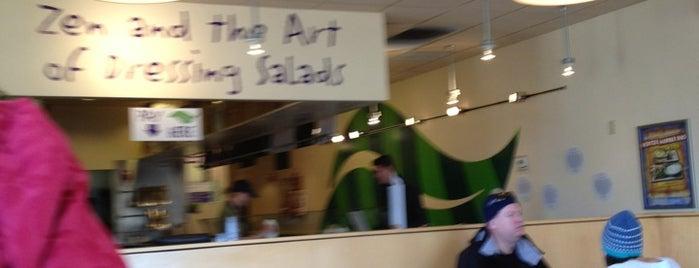 MAD Greens - Inspired Eats (Lakewood) is one of Tempat yang Disimpan Sabrajett.
