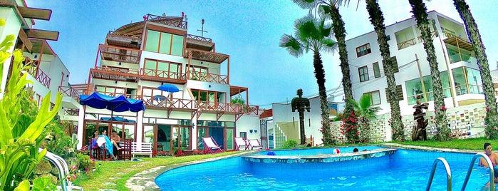 Casa Barco is one of Orte, die Freddy gefallen.