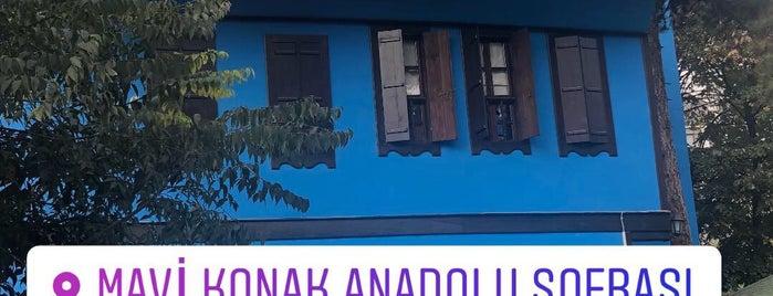 Mavi Konak Anadolu Sofrası is one of Istanbul..