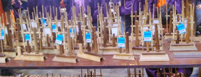 Saung Angklung Udjo is one of The #AmazingRace 23 travel map.
