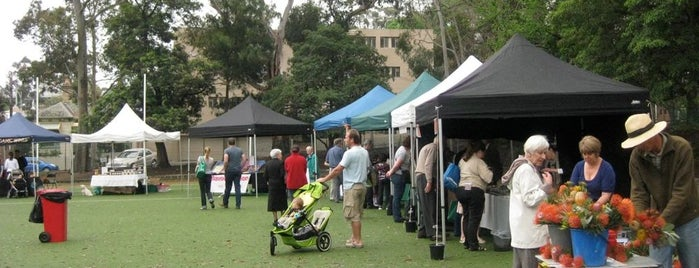 North Melbourne Farmers Market is one of Markets.