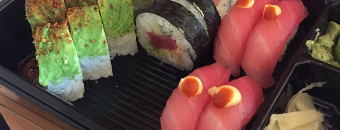 Letz Sushi Lyngby is one of Northern Suburbs CPH.
