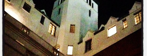 Chateau Marmont Restaurant Patio is one of LA To Do.