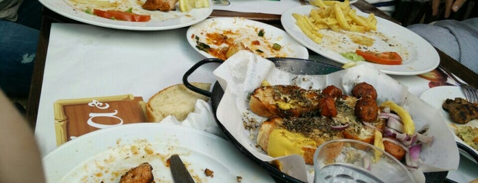 Μυσταγωγία is one of Greek Food Hangouts.