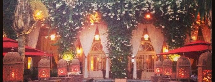 Sofitel Marrakech Lounge & Spa is one of Lugares favoritos de Ouiza.