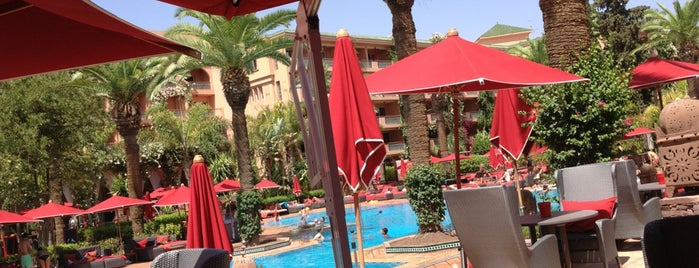 Sofitel Marrakech Palais Impérial is one of #MoroccoIfYouDontKnow.
