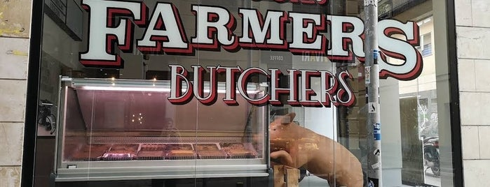 """Farmers"" Veggies Butchers is one of Barna."