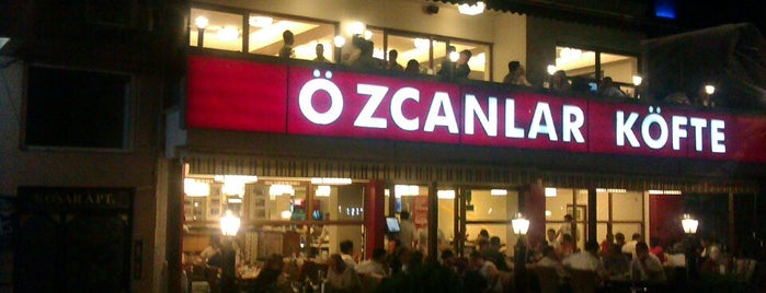 Özcanlar Köfte is one of Lieux qui ont plu à Tamer.